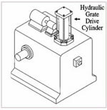 Improved Hydraulic Grate Drive Cylinder for Travagrate Stoker
